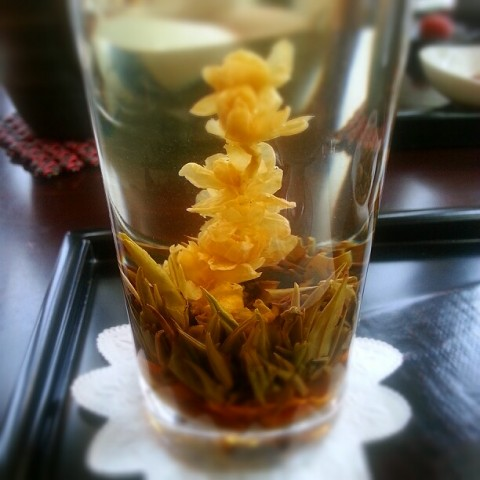 amaguriさん 七仙女という中国茶