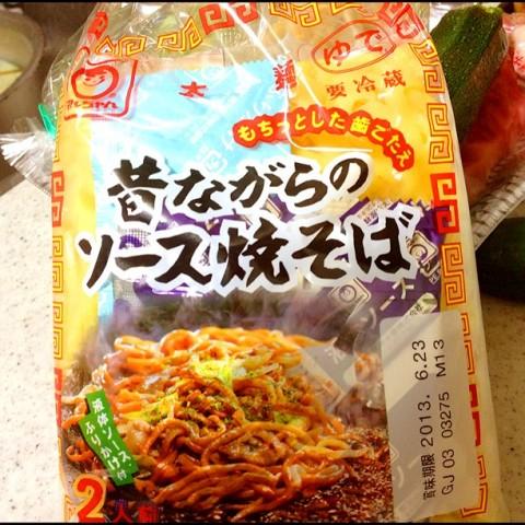 mayusoramamanoaさん 昔ながらのソース焼そば
