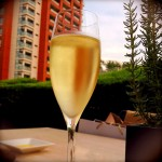 シャンパンフリーフロー
