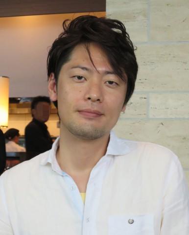 上田怜史さん
