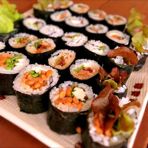 巻き寿司の日