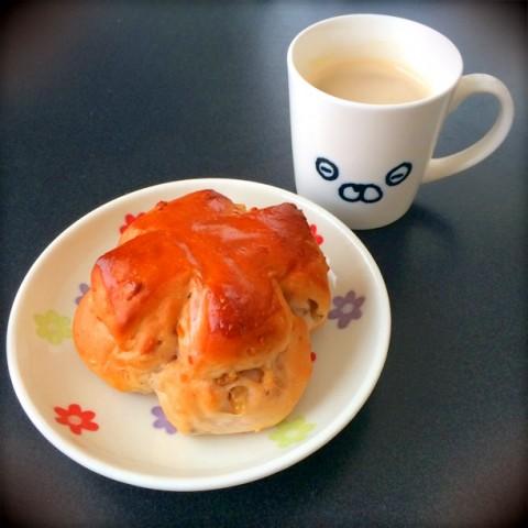 くるみパンの日